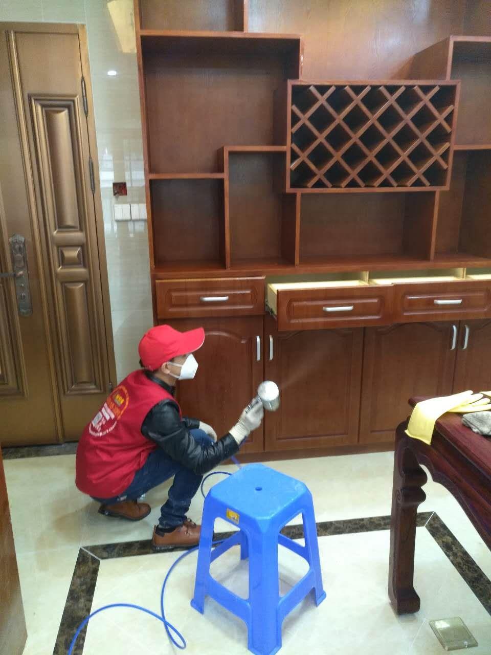 室内空气净化-室内空气净化公司-深圳市除甲醛环境治理工程服务中心