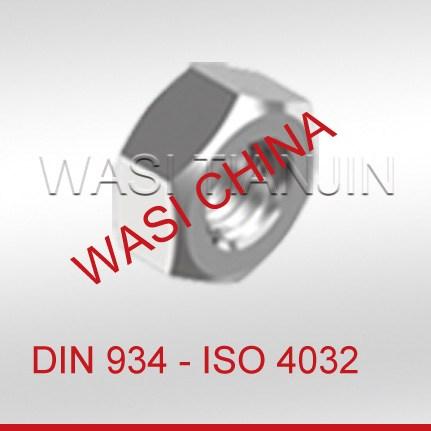 六角螺母ISO4032_六角螺母