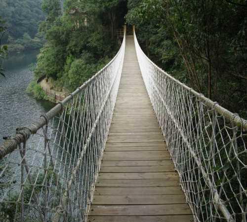景区吊桥出售/湖南吊桥定制/景区吊桥供应商