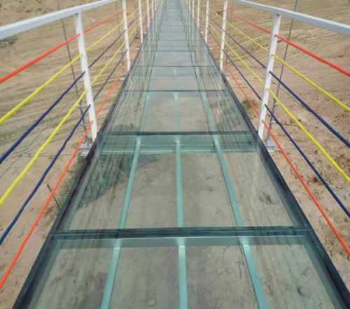 木板吊桥供应商 玻璃吊桥厂家