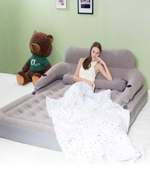 充气床价格-双人加厚充气床-折叠充气床