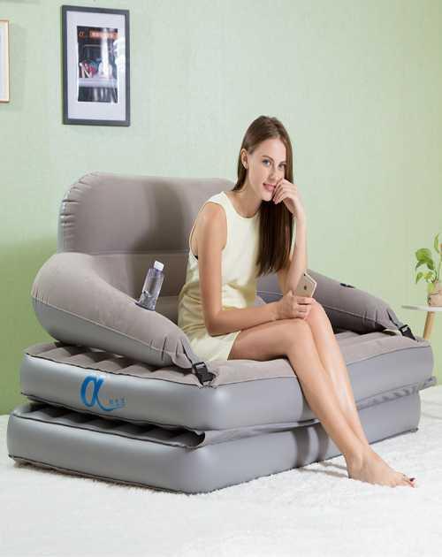 双人充气沙发床多少钱/厦门双人充气沙发床报价/家用双人充气沙发床图片