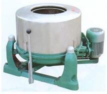 纺织纤维工业脱水机厂家/三足式洗衣房用脱水机销售/脱水机批发