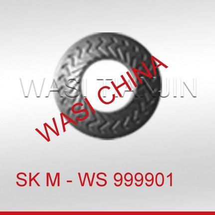 锁紧垫圈SKM/自锁垫圈VSK