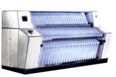 单辊电加热烫平机供应 蒸汽型工业烫平机