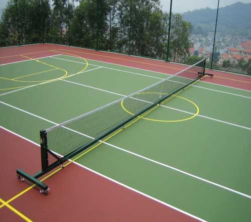 济南塑胶网球场价格_山东塑胶网球场施工电话_青岛青洋塑胶铺装有限公司