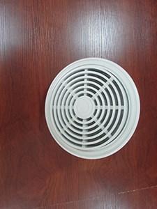 空调出风口多少钱-双层百叶风口-江苏中大空调设备有限公司