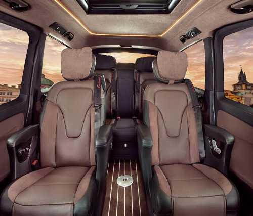 广州劳伦士改装 奔驰斯宾特商务车哪里有 广州市宏威宇星汽车有限公司