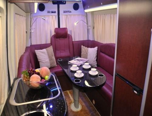 改裝商務車-V-class改裝-廣州市宏威宇星汽車有限公司