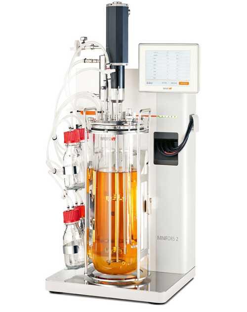 INFORS 發酵罐 生物反應器-平行發酵罐圖片-北京桑翌實驗儀器研究所