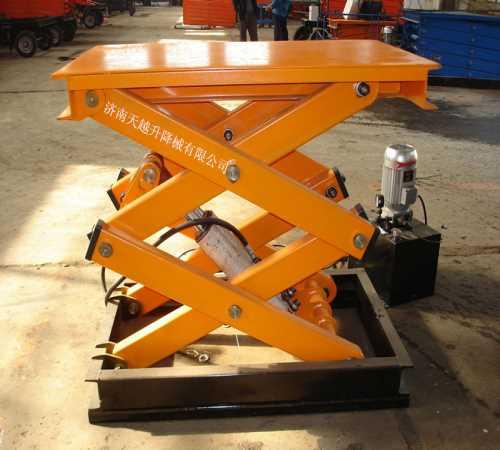 导轨式升降机厂家-固定式升降机价格-小型升降机