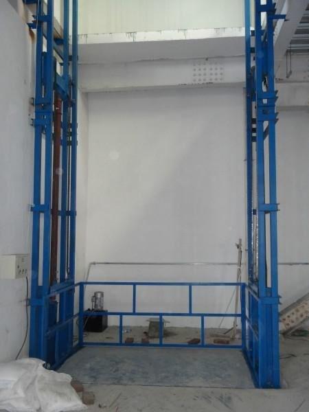 工业货梯_剪叉式升降货梯厂家_轨道式货梯多少钱
