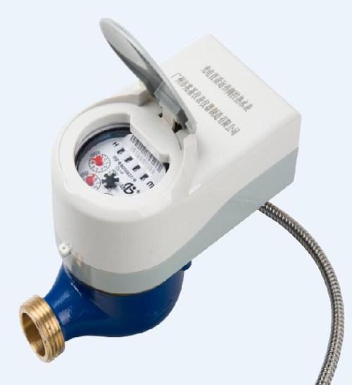 光控功能阀控水表价格-阀控水表工程专用-光电直读阀控远传干式冷/热水水表