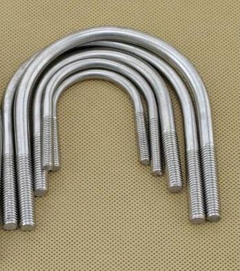 和盈U型螺栓/美制U型螺栓厂家/兴化市和盈五金制品有限公司