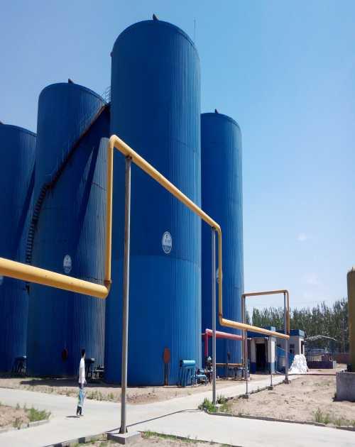 哪里有污泥厌氧消化技术联系方式 专业污泥厌氧消化技术价格便宜 山东绿泉环保科技股份有限公司