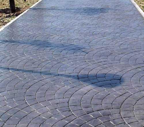 金刚砂耐磨地坪图片-陕西透水地坪图片-西安亚景装饰工程有限公司