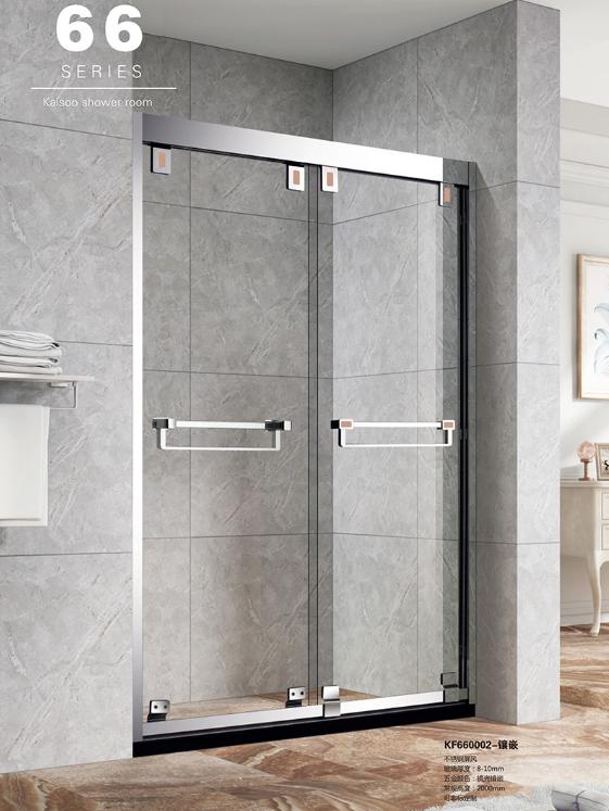 淋浴房品牌排行榜-中山扇形淋浴房报价-中山市凯莎卫浴有限公司