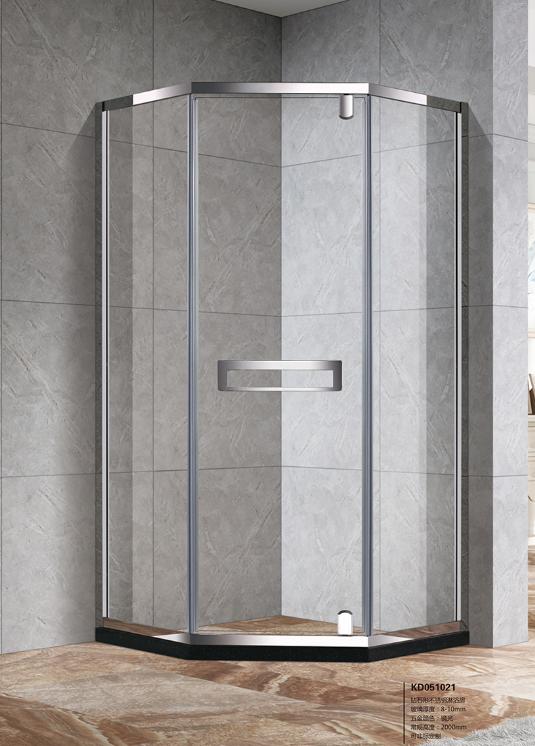 高端钻石型淋浴房价格_非标十大淋浴房推荐_中山市凯莎卫浴有限公司