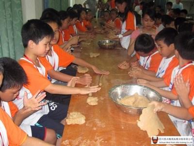 未成年人社会实践基地_最专业的户外拓展方案_四川西点精英拓展训练有限公司