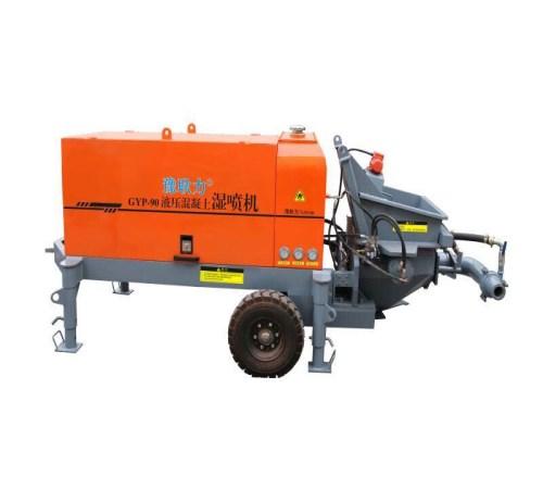 河南液压湿喷机设备_矿用行业专用设备加工生产厂家