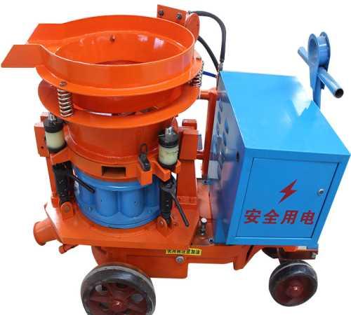 矿用混凝土喷射机厂家_转子式行业专用设备加工生产厂家