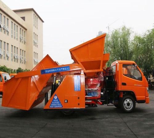 耿力液压喷浆车价格-矿用注浆泵-河南耿工机械设备有限公司