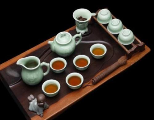 功夫茶具去哪个网站好/紫砂茶具/重庆金佛禅茶投资股份公司