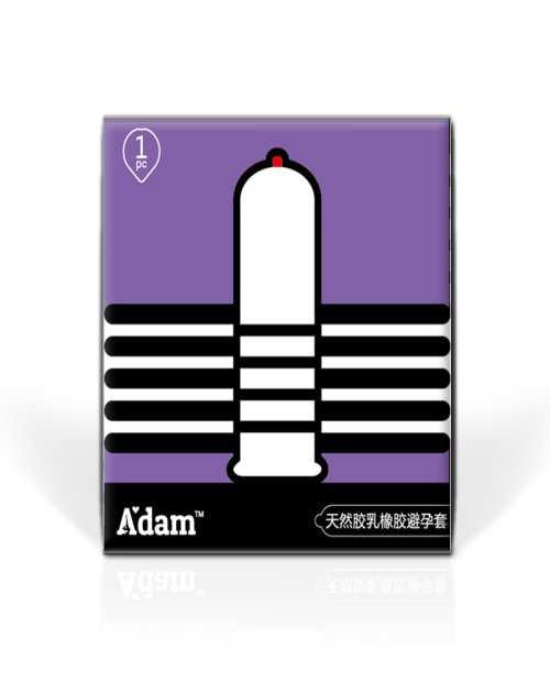 ADAM薰衣草香精油避孕套