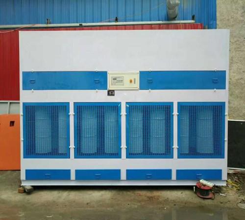 干式喷漆柜定制/工业废气处理光氧催化净化设备/山东众合环保设备有限公司