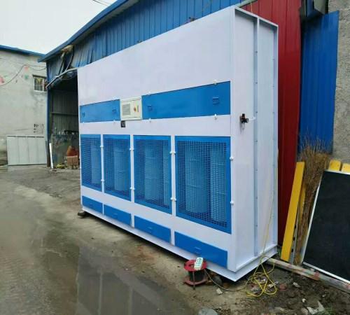 哪里有干式喷漆柜/工业废气处理环保设备/山东众合环保设备有限公司