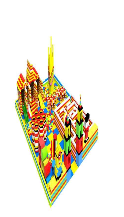 儿童游乐园娱乐设备厂家_淘气堡_佛山市文曲星儿童游艺设备有限公司