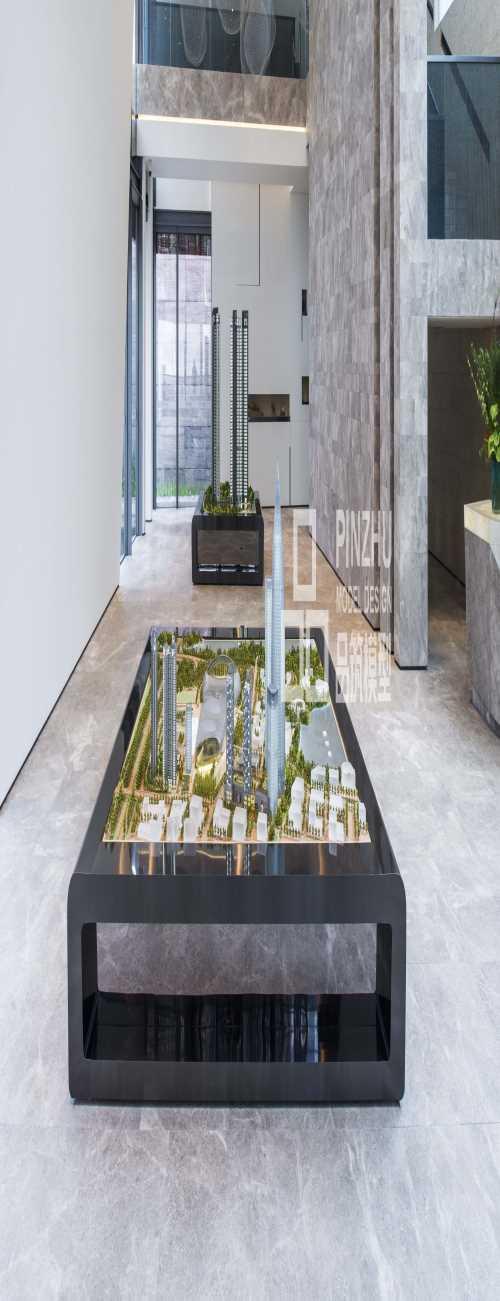 优秀房地产沙盘模型定制/深圳规划模型制作哪家好/深圳市品筑模型设计有限公司