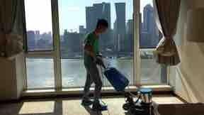 上海松江保洁公司_浦东洗地毯服务_上海步翠环保科技有限公司