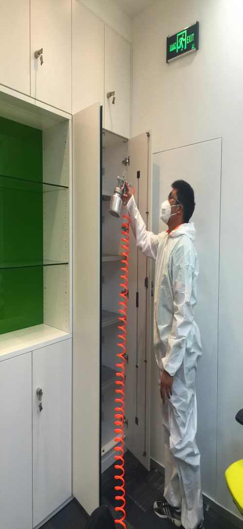 除甲醛公司-上海静安区甲醛治理公司-上海步翠环保科技有限公司