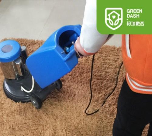 上海清洗地毯哪家好 混纺地毯清洗 上海步翠环保科技有限公司