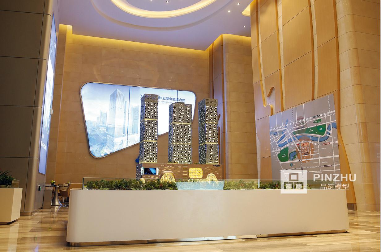 房地产模型制作公司 房地产沙盘模型 深圳市品筑模型设计有限公司