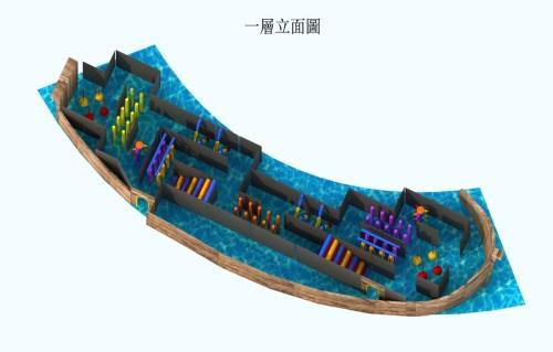 儿童弹性迷宫加盟_广东蹦床乐园加盟_佛山市文曲星儿童游艺设备有限公司