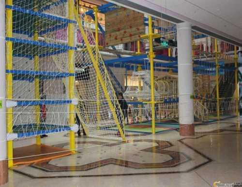 户外拓展训练设备_百万球池乐园_佛山市文曲星儿童游艺设备有限公司