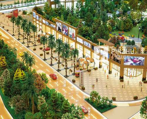 深圳沙盘模型制作 深圳规划模型电话 深圳市品筑模型设计有限公司