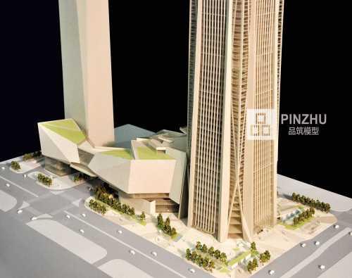 专业房地产模型公司 绿建规划模型电话 深圳市品筑模型设计有限公司