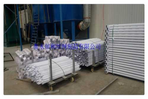 防撞护栏生产厂家/提供基坑护栏铁马定制/衡水倍和丝网制品有限公司