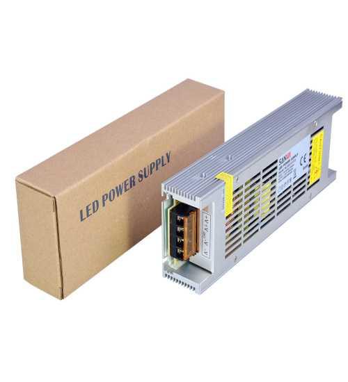 12V驱动电源图片 稳压LED电源厂家 深圳市山普智能科技有限公司