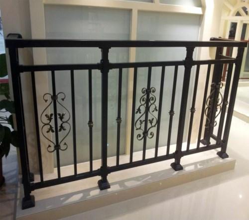 欧式围栏公司-铸造铁艺大门出口厂家-鸿猷铁艺