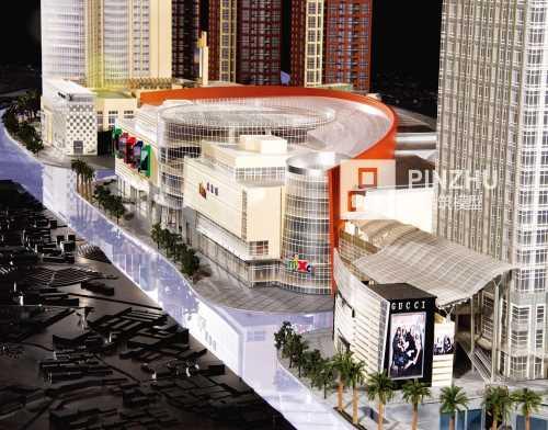 沙盘设计 绿建计划模子 深圳市品筑模子设计无限公司