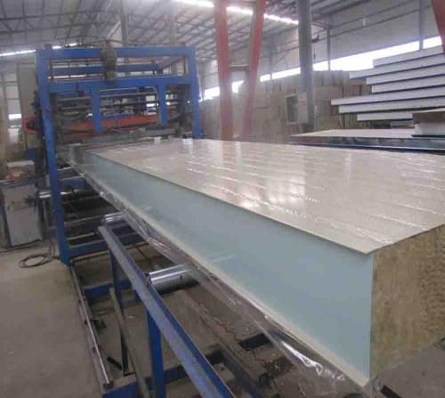 彩钢岩棉夹芯板报价-岩棉复合板厂家-北京超时代彩钢有限公司