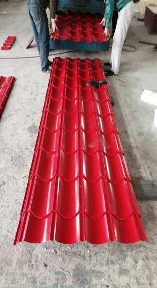 正宗天津彩钢瓦价钱效劳商 北京900型彩钢板价钱