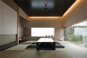日式风格 室内装修 成都和风室内设计工作室