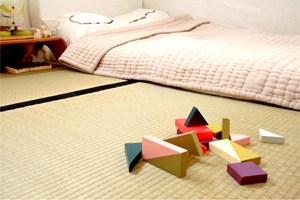 卧室榻榻米设计-简约日式装修-成都和风室内设计工作室