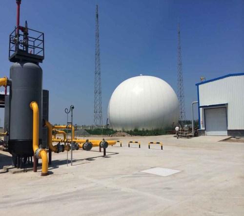 天然气提纯设备 生物天然气提纯 提纯技术