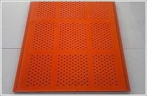 台阶孔筛板价格/破碎机筛板制造/聚氨酯筛板制造